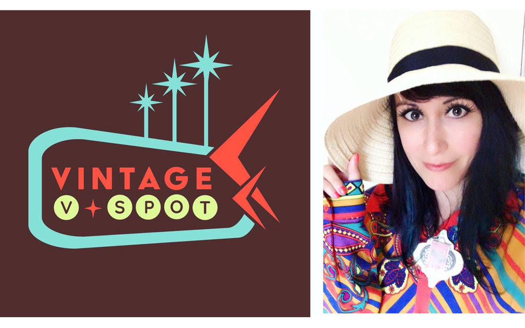 The Inkabilly Blog: Vanessa and Vintage V SPot