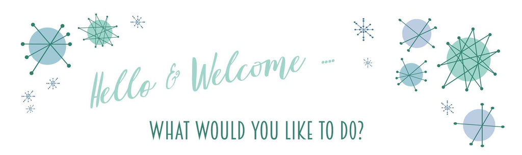 welcome to Inkabilly - what would you like to do?