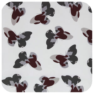 Camouflage Butterflies Bandana | The Inkabilly Emporium