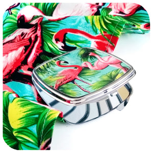Flamingo Christmas Gift Set | The Inkabilly Emporium