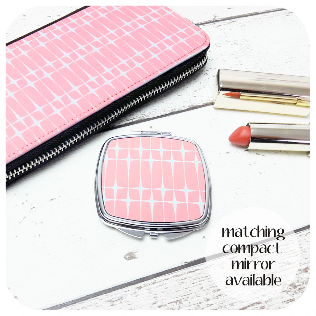 Matching Pink Starburst Compact Mirror also available | The Inkabilly Emporium