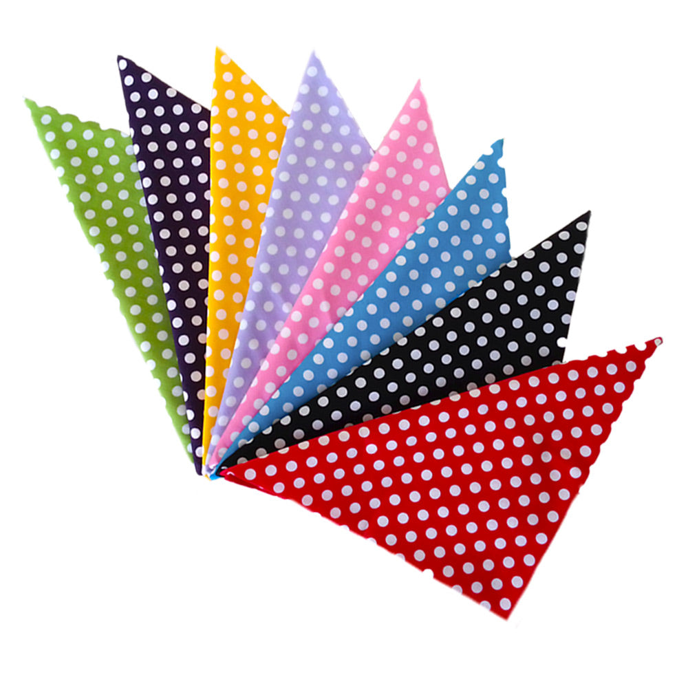 Rockabilly Polka Dot Bandanas  | The Inkabilly Emporium