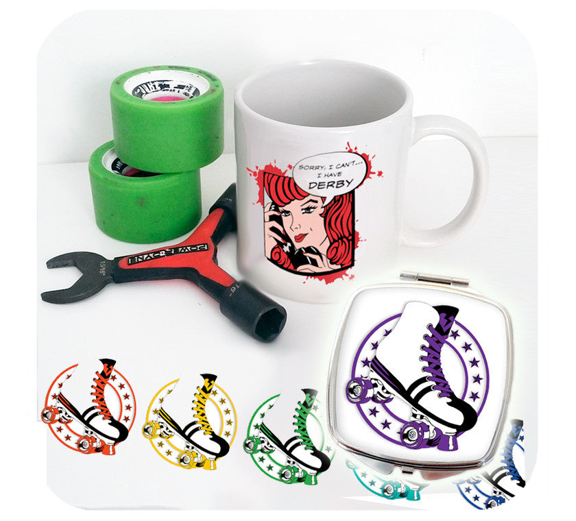 Roller Derby Gifts and Accessories