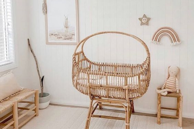 Top Tips On Styling A Nursery With Bek Halliday