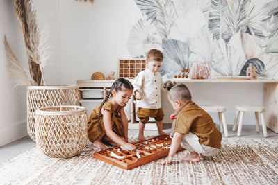 How To Create The Perfect Play Space