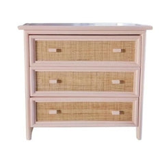 Blush Pink Chest of Drawers
