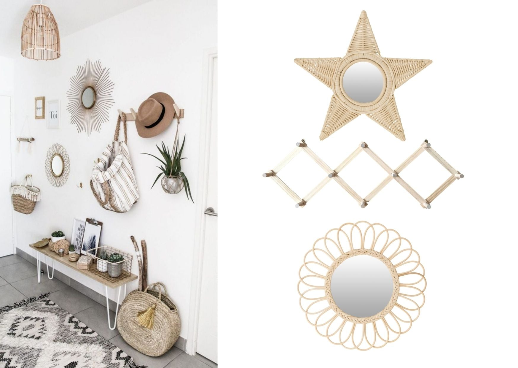 Hunter & Nomad - How to - Wall Styling - Focal Point