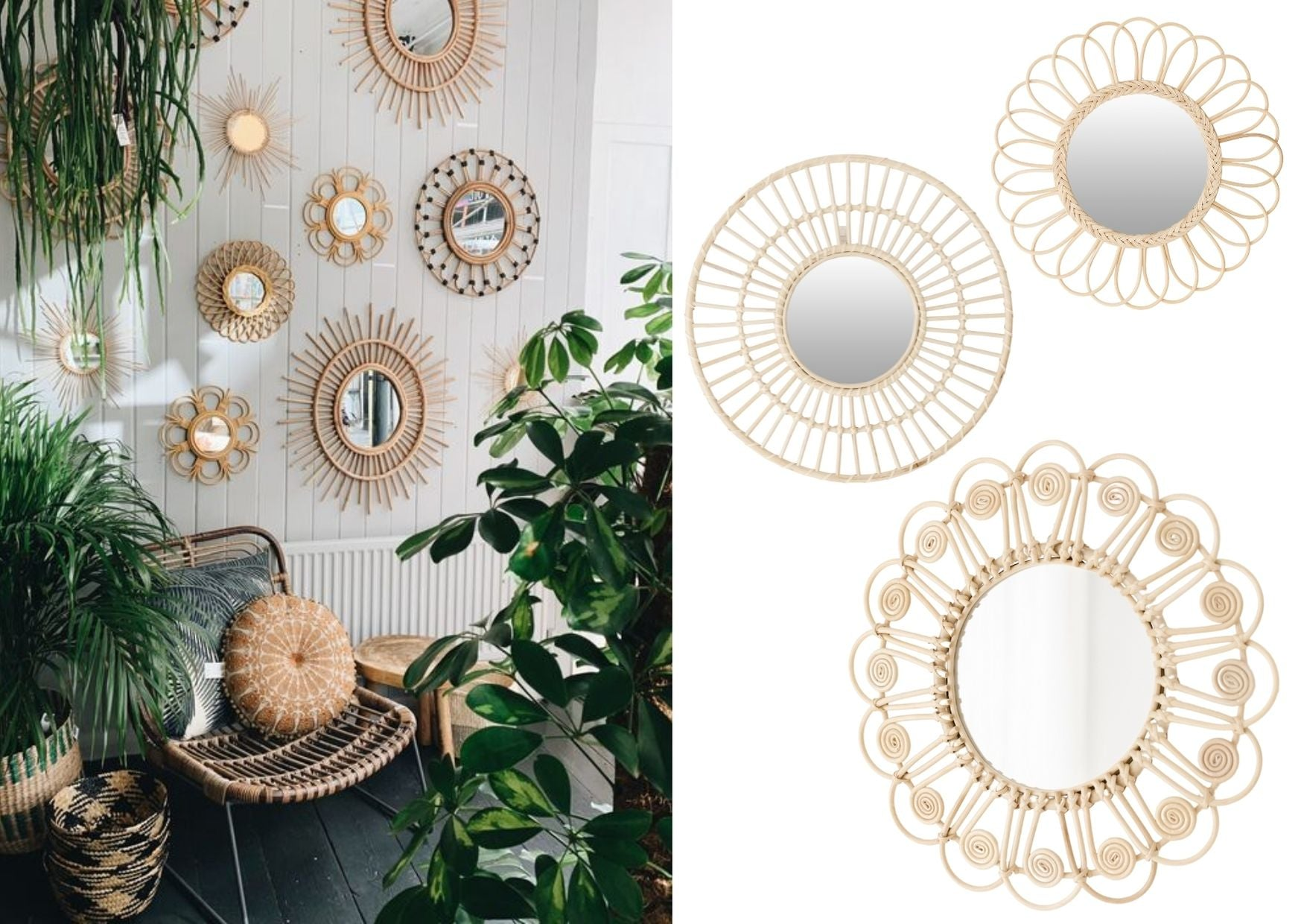 Hunter & Nomad - How to - Wall Styling - Odd Numbers
