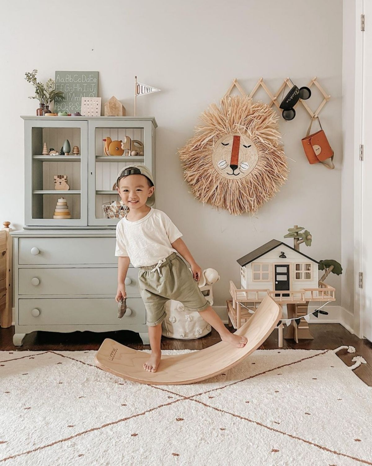 OLIVER'S ROOM by Nancy @__thenguyens - 2