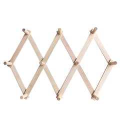 Large peg rack