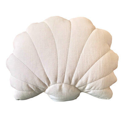 Shell cushion - blush pink (PRE ORDER - OCTOBER ARRIVAL)