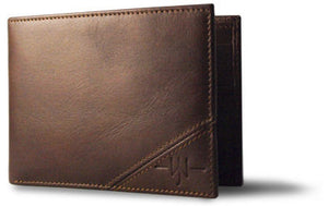 Whiteley Design Leather Men's Wallet - The Oxford Scholar