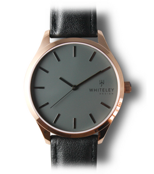 Whiteley Design Men's Watch - The Smith Street