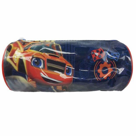 Car 3 Rust-eze Pencil Case (1010PVC-6488T)