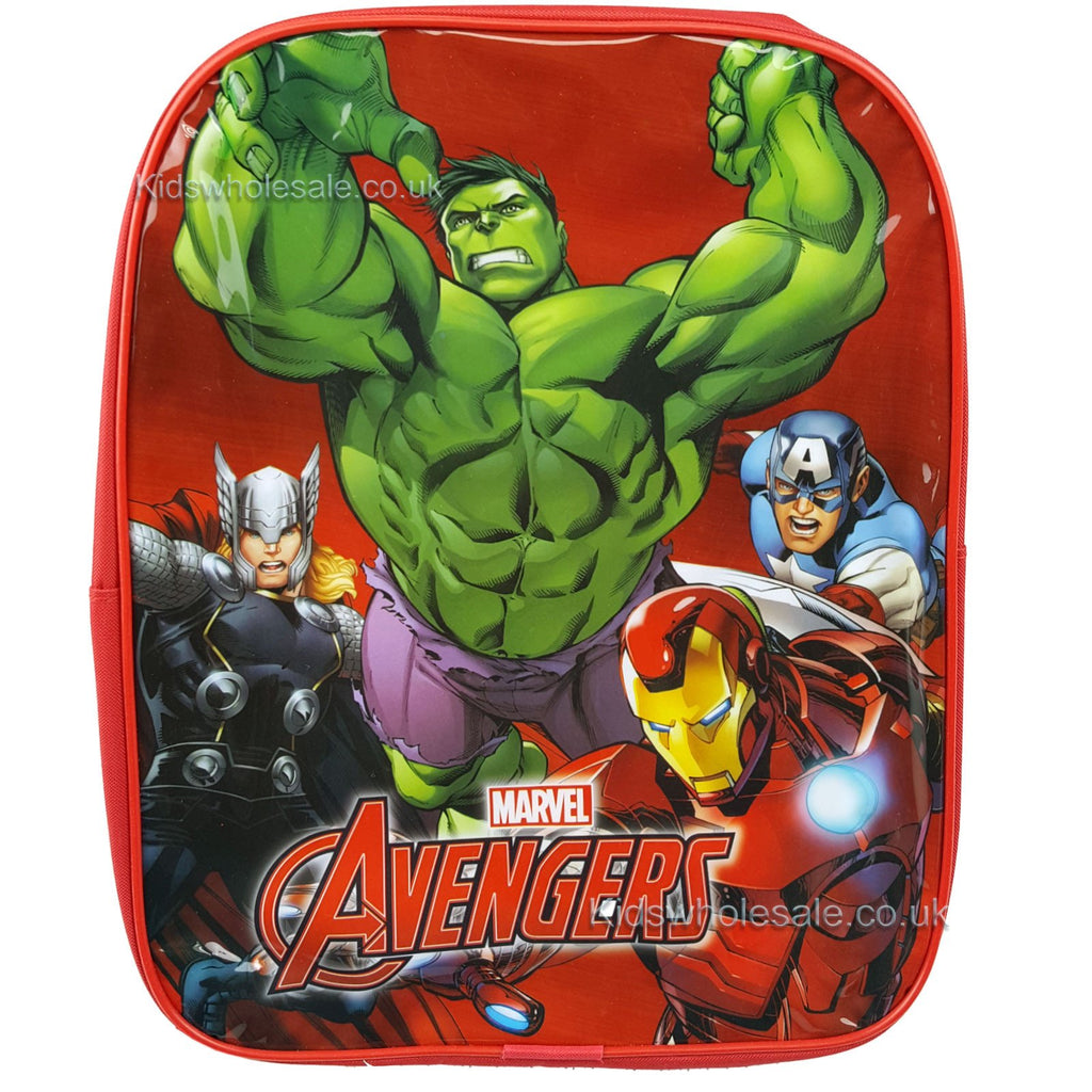 Avengers Power Medium Backpack 31x25 (1029HV-5626T)