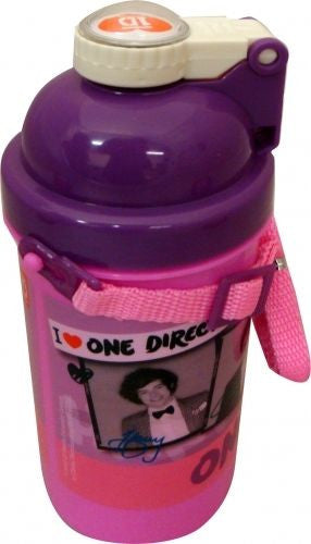 GIRLS ONE DIRECTION DRINKING BOTTLE