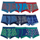 3 Pack Boys Trunk Fit Boxers (7-13 Years) (14c864)