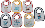Boys 7  Days of the Week Bibs - (21jtc827)