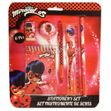 Miraculous Ladybug - 6Pcs Stationery Set (3161-6670)