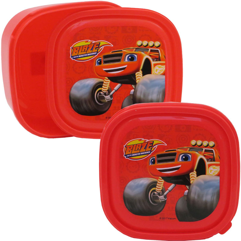 Blaze Snack/Sandwich Box (4407-6282) - Kidswholesale.co.uk
