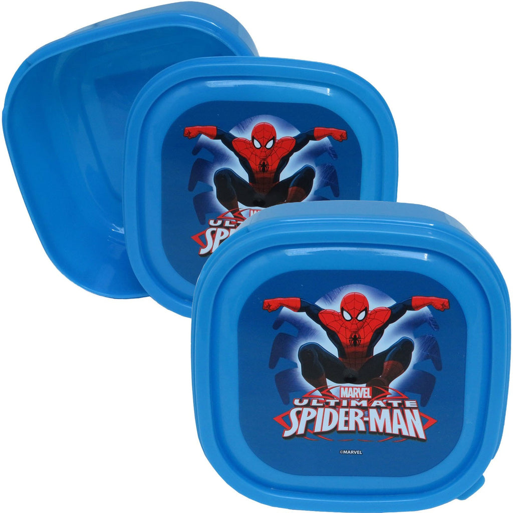 Spiderman Snack/Sandwich Box (4407-6162)