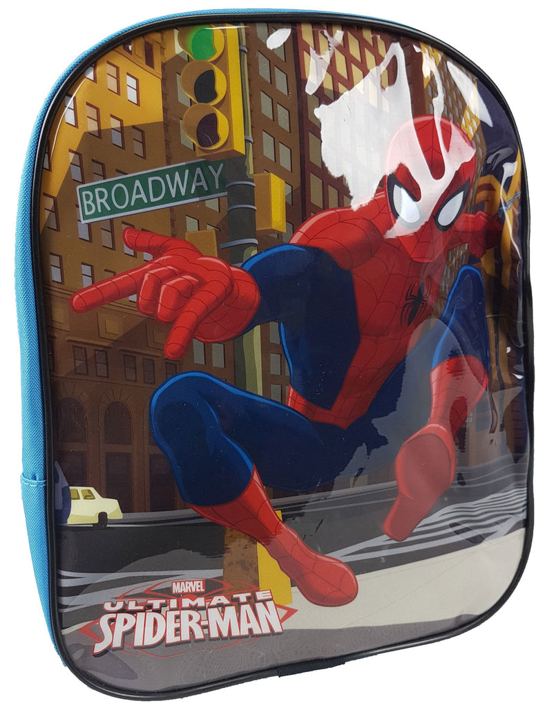 Small Spiderman Backpack 26x20 (5005000HV)