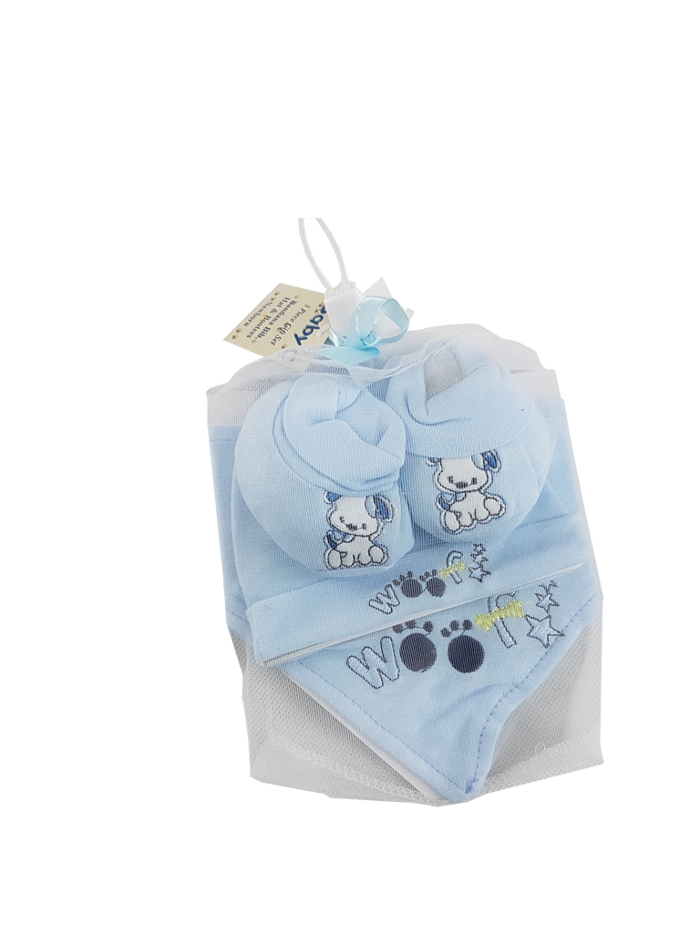 Cute Puppy Gift Set