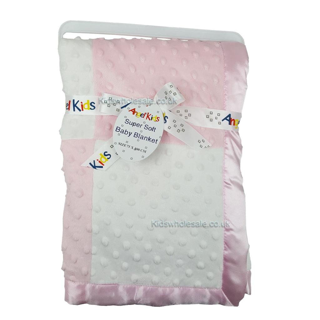 Super Soft Baby Pram Blanket - 6202