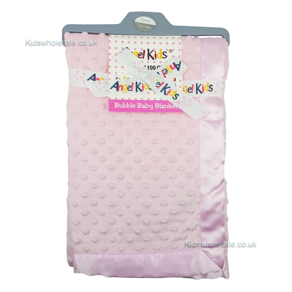 Super Soft Baby Pram Blanket-6401