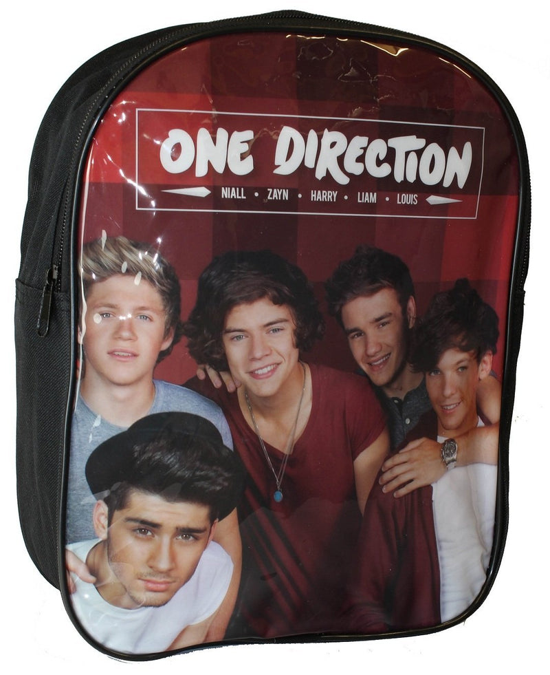 One Direction Medium Junior Backpack (ONE-S14-849) - Kidswholesale.co.uk