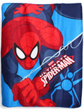 Spiderman Fleece Wrap