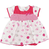 Baby Girls 2pc Dress - Fish- 0-9M (7377)