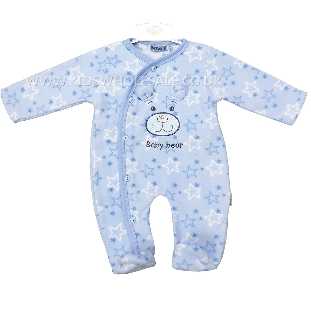 Baby Boys All In One Set - Little Bear - 0-9M (7531)