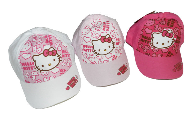 Hello Kitty Caps
