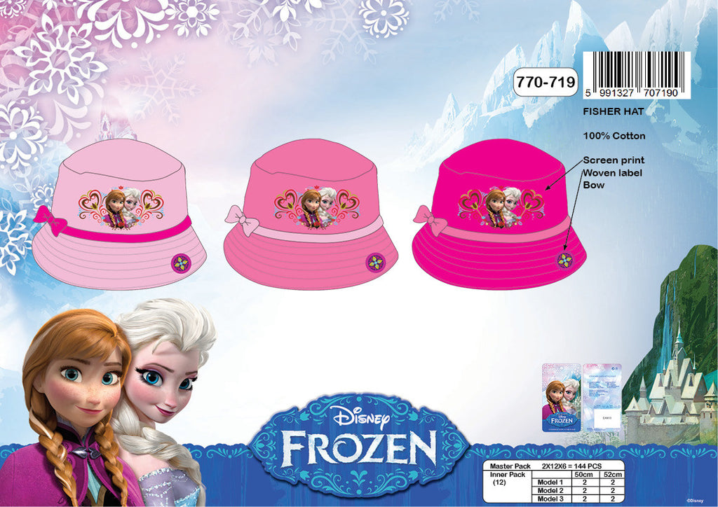 Frozen Fisher Hats