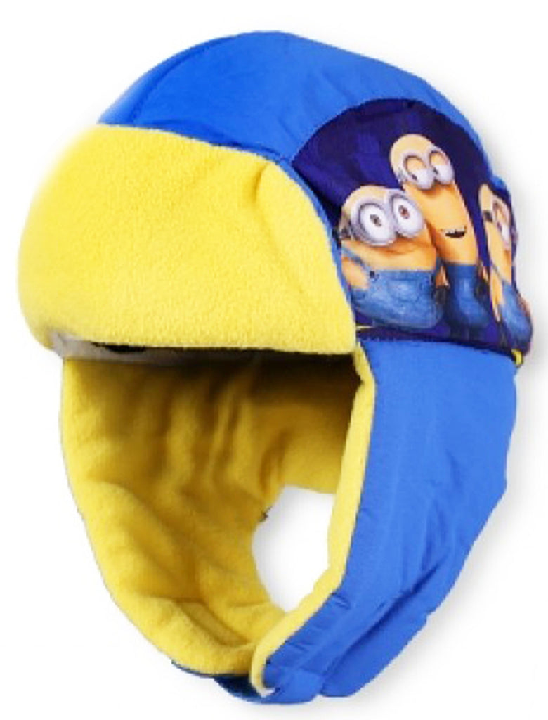 Boys Minions Winter Trapper Hat 770-960