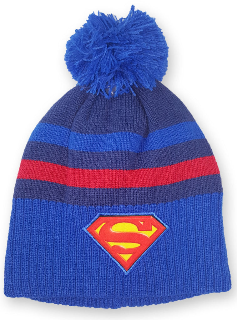 Superman Beanie Boys Hat -771-295