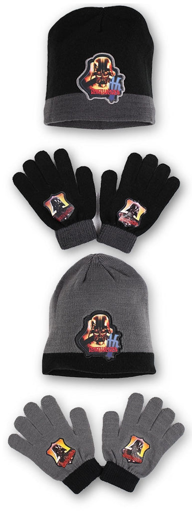 Star Wars 2 Piece Hat & Glove Set -780-338