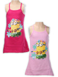 Minions Girls  Beach Dress (831-580)