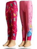 Official Disney Princess Printed leggings-920-146