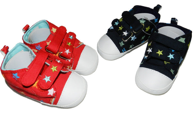 Velcro Fastening Baby Shoes