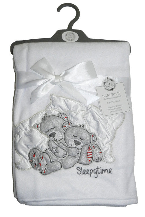 Baby Sleepy Time Wrap