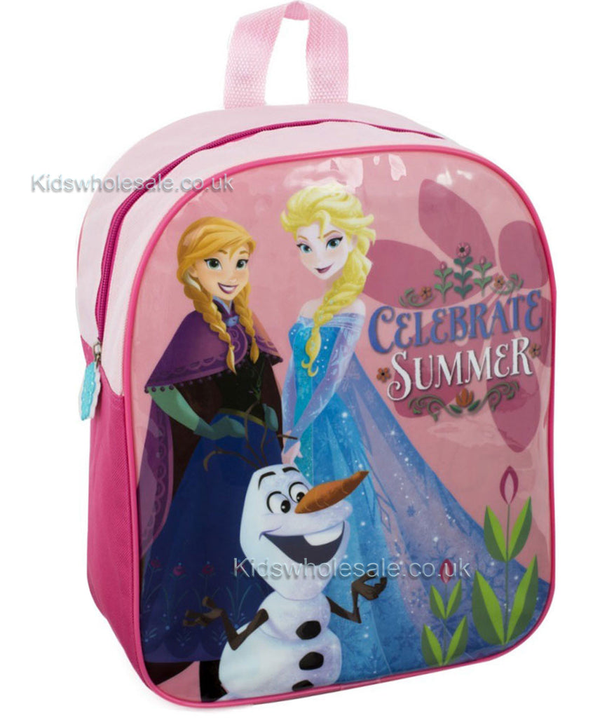Frozen-Summer  Medium Backpack 31x25