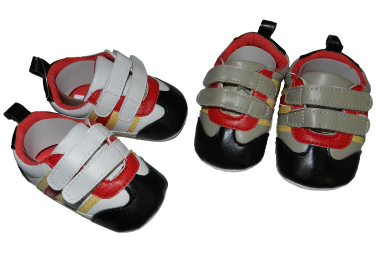 Boys Velcro Close Shoes