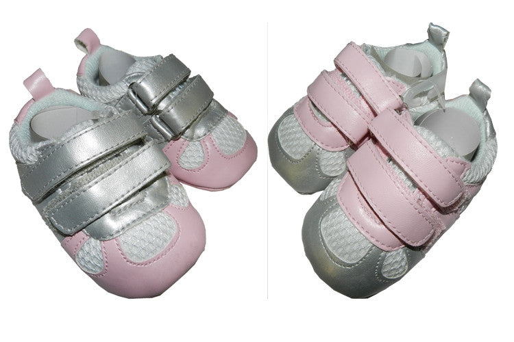 Girls 'Trainer' Velcro Shoes