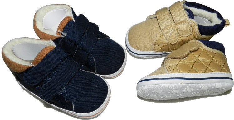 Boys Velcro Strap Shoes