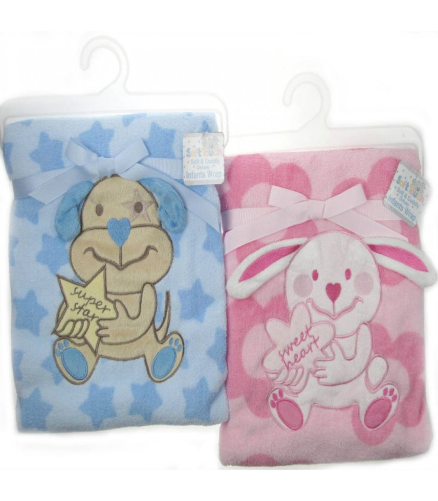 SOFTTOUCH WRAP SUPER STAR & SWEET HEART-FBP74