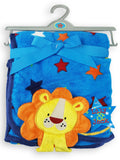 PRAM FLEECE LION 3D WRAP: G8225