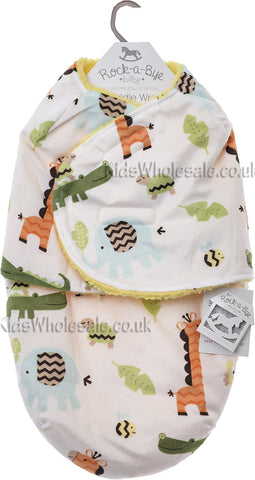 Baby Boys Helicopter Sleepsuit (K11364)