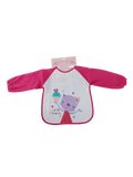 Little Cupcake Long Sleeve PEVA Bib-J10017